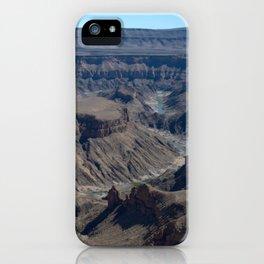 Fish River Canyon - Greg Katz iPhone Case