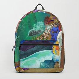 Red Sea Crossing Backpack