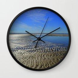 Cape Cod Beach 2 Wall Clock