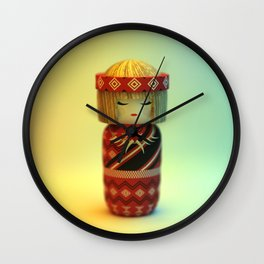 Silent Thread Wall Clock