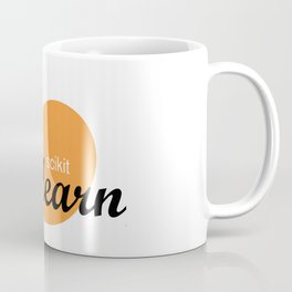 scikit-learn -- machine learning in Python Coffee Mug