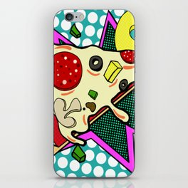 Slice Slice Baby iPhone Skin