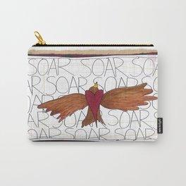 Soar Bird Carry-All Pouch