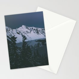 Crater Lake III Stationery Cards