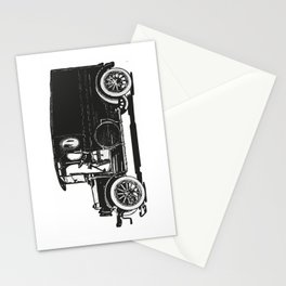Old car 7 Stationery Cards
