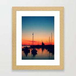 Howth Framed Art Print