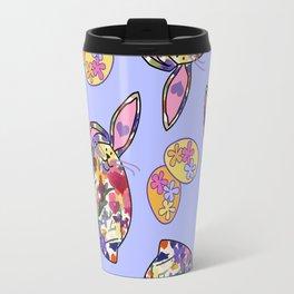 Flower Buns Travel Mug