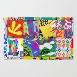 Henri Matisse Montage Rug