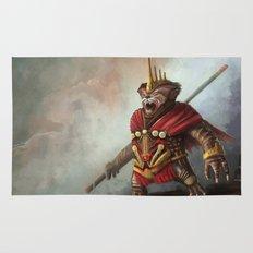 Beast Guard Rug