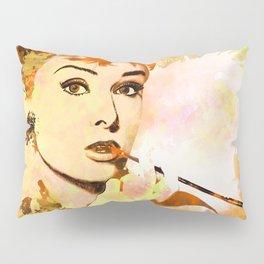Audrey Hepbrun Hollywood Classics Pillow Sham