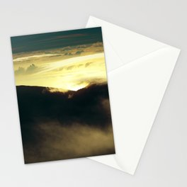 Above The Cloud 01 Stationery Cards