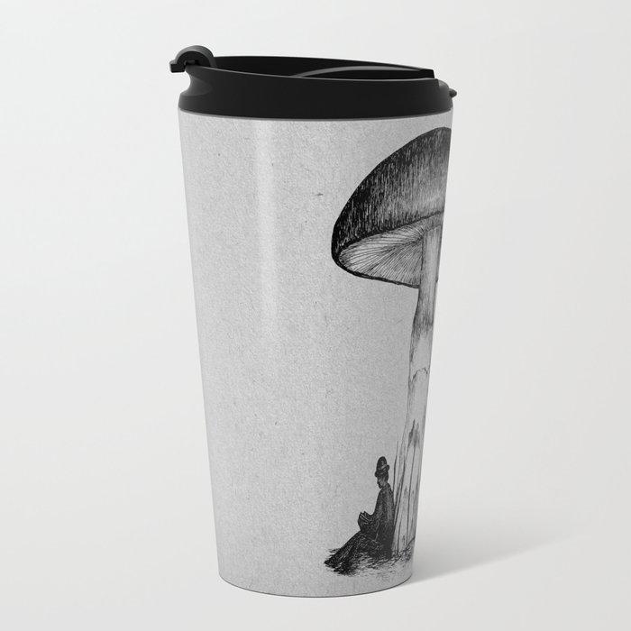 Under the Toadstool Travel Mug