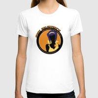 bebop T-shirts featuring Bebop Faye by AngoldArts