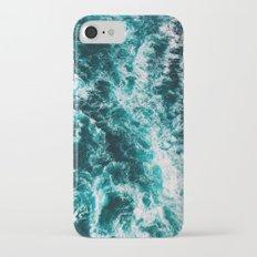 Deep Blue Waters Slim Case iPhone 7