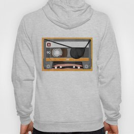 The cassette tape pirate Hoody