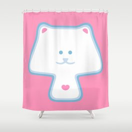 YippyMew Shower Curtain