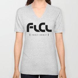 FLCL - Fooly Cooly Unisex V-Neck