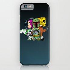Jetpack Buddies iPhone 6s Slim Case