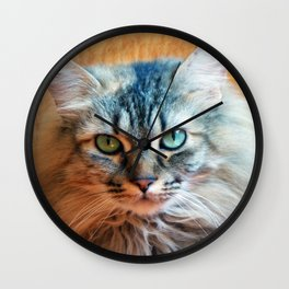 Miss Tootles Wall Clock