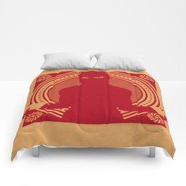 RED VANDALIZM Comforters