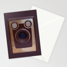 Boxed Camera Stationery Cards
