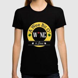 St Patricks Day Party Shirt Shamrock Beer Gift Idea Dark T-shirt