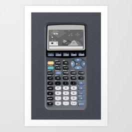 Kentucky Devices HPI-83z Art Print