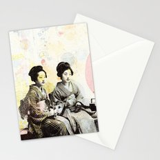 Bench Float Stationery Cards