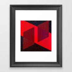 DUBBLE Framed Art Print