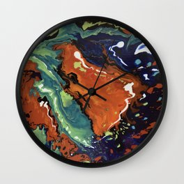 August West Wall Clock