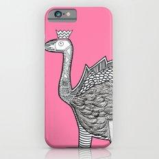 Dino Ostrich Slim Case iPhone 6s