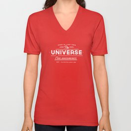 The Universe Crew Unisex V-Neck