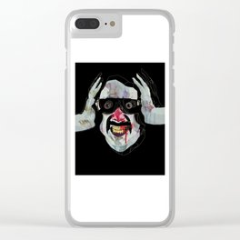 Alonso Quijada 02 Clear iPhone Case