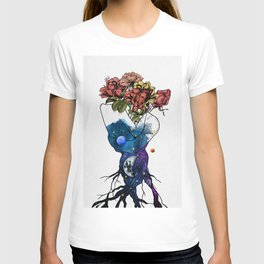 Roots of love. T-shirt