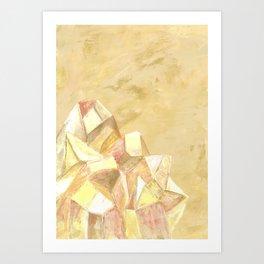The Sun Goddess Art Print
