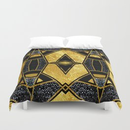 Geometric #935 Duvet Cover