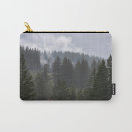 Forest Fog V - 91/365 Carry-All Pouch