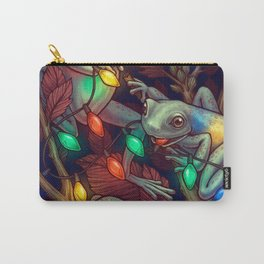 Baby it's Toad Outside Carry-All Pouch