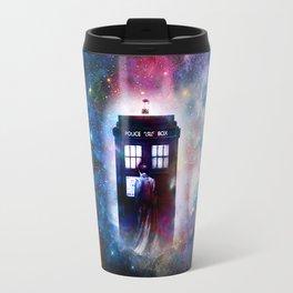 tardis nebula Travel Mug