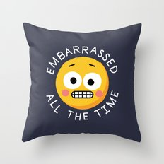 Evermortified Throw Pillow