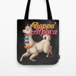 Dappa' Alpaca Tote Bag