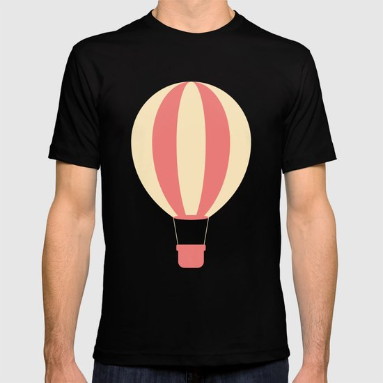 #84 Hot Air Balloon T-shirt