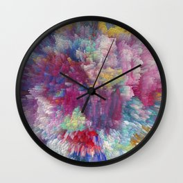 Abstract 170 Wall Clock