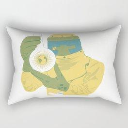 Vivarium? Rectangular Pillow