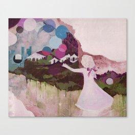 Dreamlandia Canvas Print