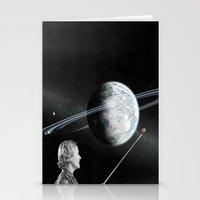 teacher Stationery Cards featuring Teacher by Cs025