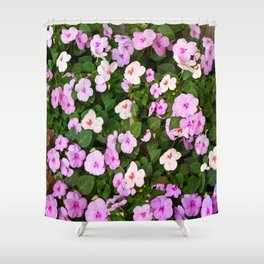 Impatient for Spring Shower Curtain