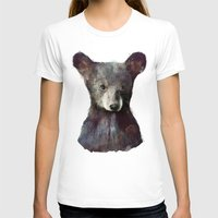 amy T-shirts featuring Little Bear by Amy Hamilton