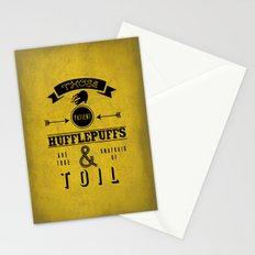 true & unafraid Stationery Cards