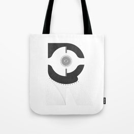 "Tao ""Letter R"" Tote Bag"